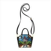 Loungefly - Beauty And The Beast Belle Castle Crossbody | Apparel
