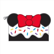 Loungefly - Minnie Sweets Collection Flap Purse | Apparel