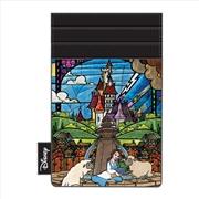 Loungefly - Belle Castle Card Holder | Apparel