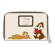 Loungefly Disney - Chip And Dale Cherry On Top Zip Purse | Apparel