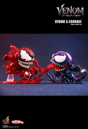 Venom 2 - Venom & Carnage Cosbaby Set | Merchandise