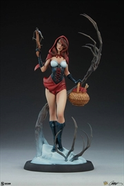 Fairytale Fantasies - Red Riding Hood Statue   Merchandise