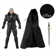 "The Witcher (TV) - Geralt of Rivia 7"" Premium Action Figure | Merchandise"