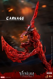 """Venom 2: Let There Be Carnage - Carnage Deluxe 1:6 Scale 12"""" Action Figure   Merchandise"""