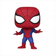 Spider-Man The Animated Series - Spider-Man US Exclusive Pop! Vinyl [RS] | Pop Vinyl