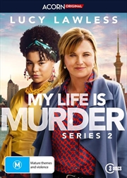 My Life Is Murder - Series 2   DVD