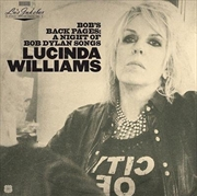 Lu's Jukebox Vol. 3 - Bob's Back Pages - A Night Of Bob Dylan Songs | CD