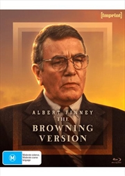 Browning Version - 1951 and 1993 | Imprint Collection 82, 83, The | Blu-ray