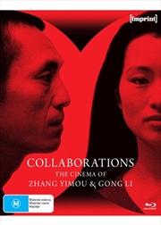 Collaborations - The Cinema Of Zhang Yimou and Gong Li | Imprint Collection 67-74 | Blu-ray