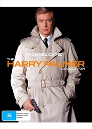 Harry Palmer Collection | Imprint Collection 75, 76, 77, The | Blu-ray