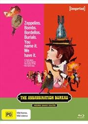 Assassination Bureau | Imprint Collection 86, The | Blu-ray