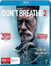Don't Breathe 2   Blu-ray