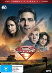 Superman and Lois - Season 1   DVD
