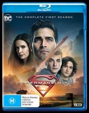 Superman and Lois - Season 1   Blu-ray