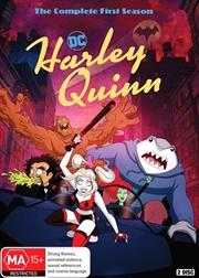 Harley Quinn - Season 1   DVD