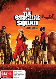 Suicide Squad, The | DVD
