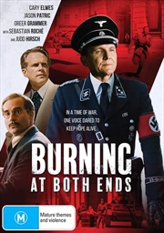 Burning At Both Ends | DVD