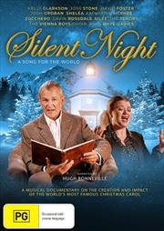 Silent Night - A Song For The World | DVD