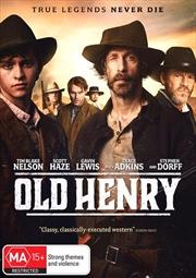 Old Henry | DVD