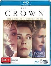 Crown - Season 4, The | Blu-ray