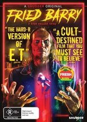 Fried Barry | DVD