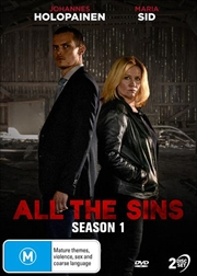 All The Sins - Season 1   DVD