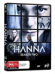 Hanna - Season 2   DVD