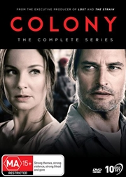 Colony | Complete Series | DVD