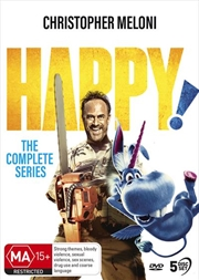 Happy! | Complete Series | DVD