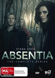 Absentia   Complete Series   DVD