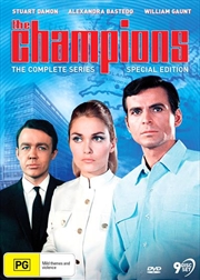 Champions - Special Edition | Complete Series, The | DVD
