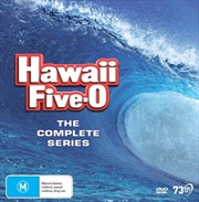 Hawaii Five-O | Complete Series | DVD