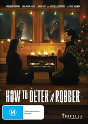 How To Deter A Robber   DVD