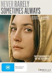 Never Rarely Sometimes Always | DVD