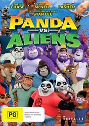 Panda Vs Aliens | DVD