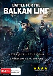 Battle For The Balkan Line | DVD