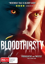 Bloodthirsty | DVD