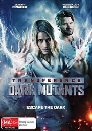 Transference - Dark Mutants | DVD