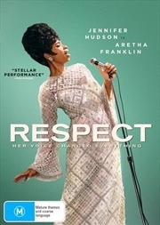 Respect | DVD