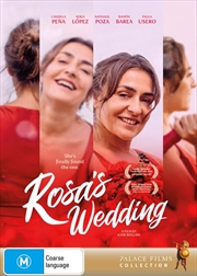 Rosa's Wedding | DVD