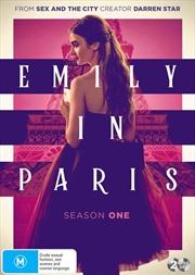 Emily In Paris - Season 1 | DVD