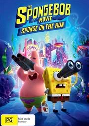 Spongebob Movie - Sponge On The Run, The | DVD