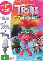 Trolls / Trolls - World Tour / Trolls Holiday | Dance! Dance! Dance! Collection | DVD