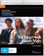 Right Hand Man   Sunburnt Screens #9, The   Blu-ray