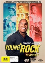 Young Rock - Season 1 | DVD