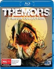 Tremors | 7 Movie Franchise Pack | Blu-ray