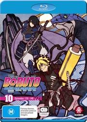 Boruto - Naruto Next Generations - Part 10 - Eps 120-140 | Blu-ray