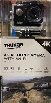 Thunda 4K Action Camera | Merchandise