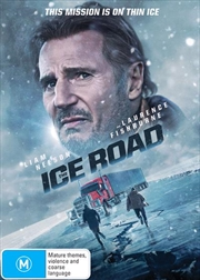 Ice Road, The   DVD