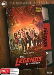 DC's Legends Of Tomorrow - Season 6 | DVD